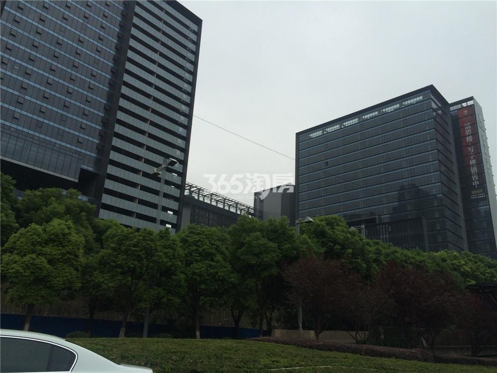涵碧楼公寓外立面实景图(12.26)