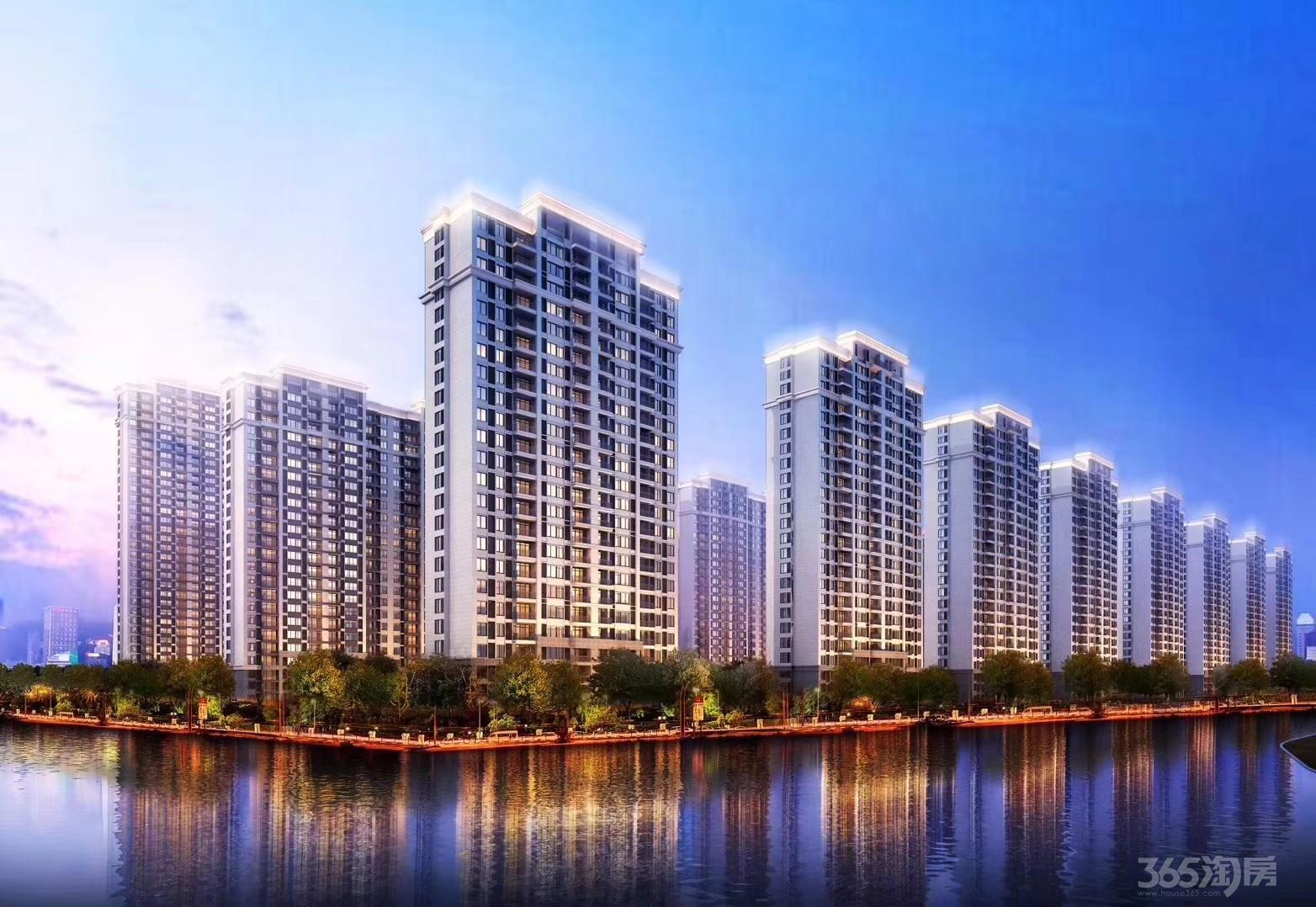 中海钱塘山水2室1厅1卫69平米2016年产权房简装