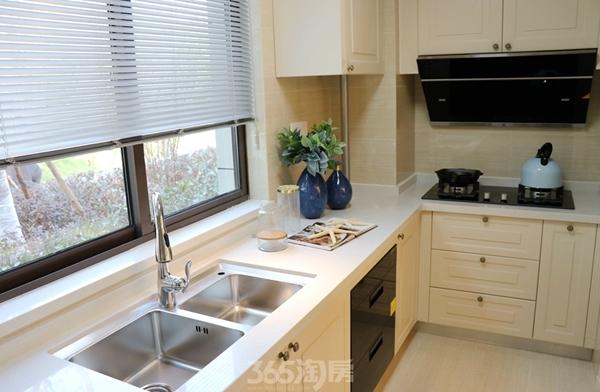 伟星金悦府公园洋房123平样板间——厨房