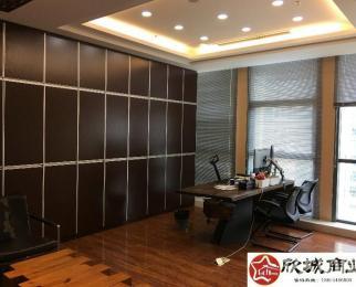 河西万达广场 5A级纯写 精装修 采光视野好 稀缺房源 低价