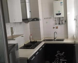 百家湖花园伦敦城2室2厅1卫80平米精装产权房2009年建