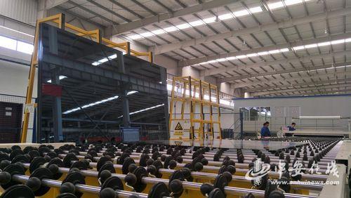 蚌埠兴科玻璃有限公司生产的Low-E镀膜玻璃产品