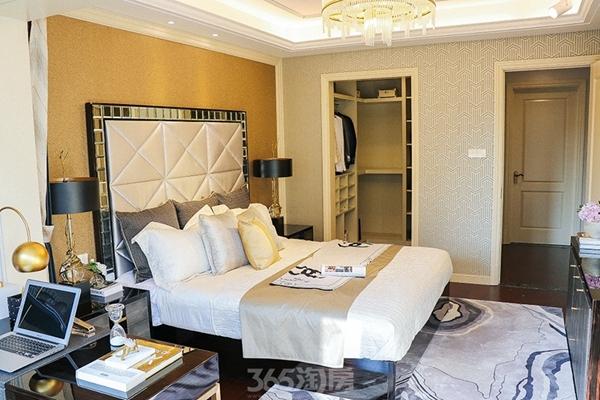 伟星金悦府公园洋房109平样板房——卧室