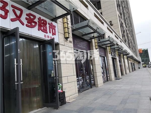 东方万汇城2#底商实景图(12.17)
