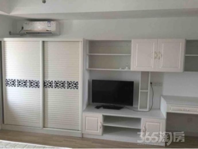 万科淮海天地公寓1室1厅1卫45平米整租精装