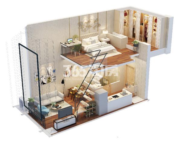 阳光城丽景湾在售公寓效果图
