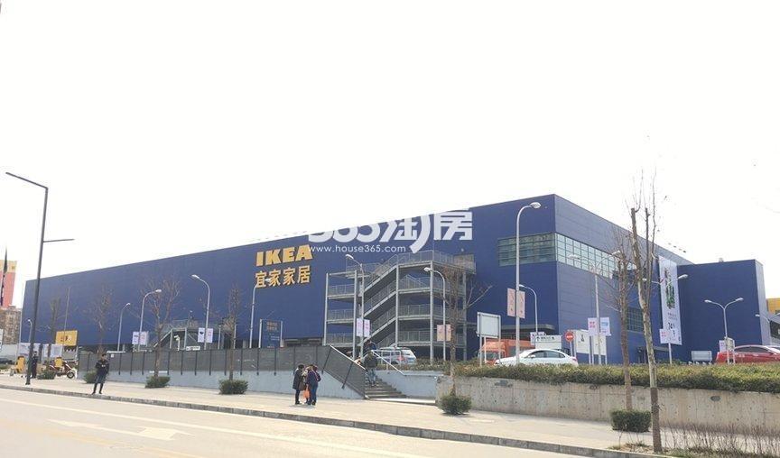蓝光公园华府周边宜家家居(2017.5.5)