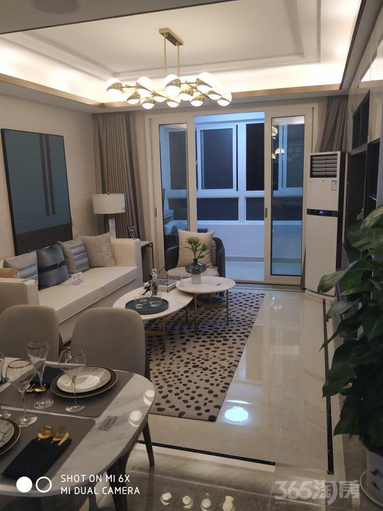 花样年家天下3室2厅1卫89平米2016年产权房豪华装