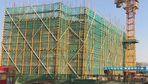 祥生·悦澜湾2017年12月工程进度播报