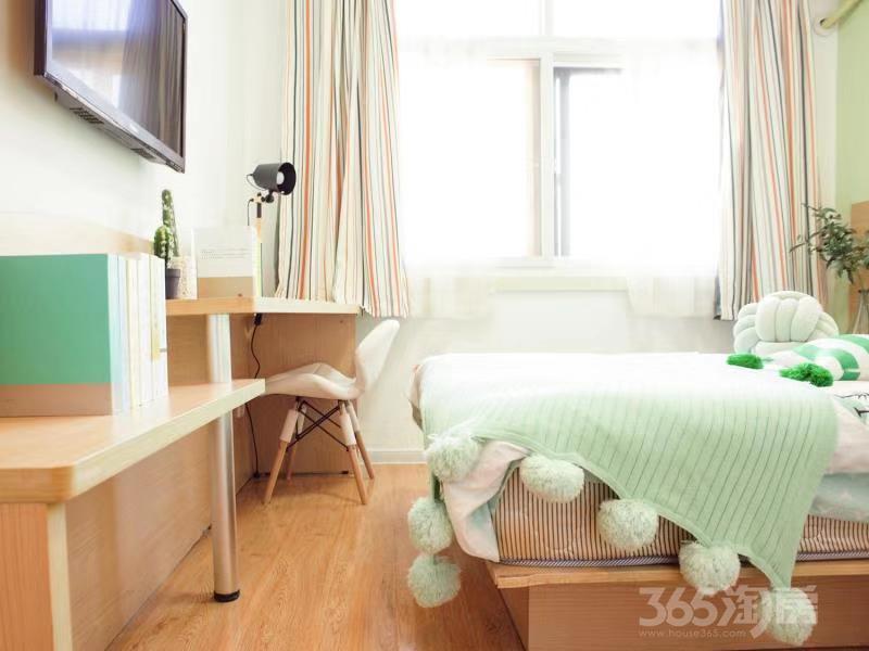 乐乎城市青年社区1室0厅1卫24平米整租精装