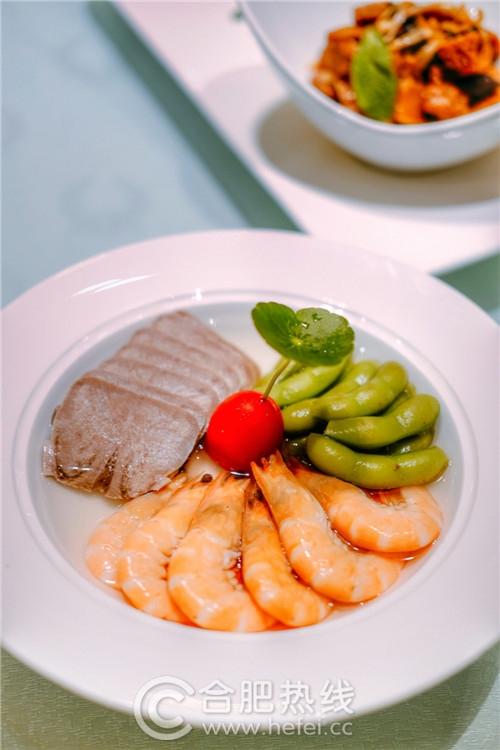 合肥祥记中餐厅沪尚美食节