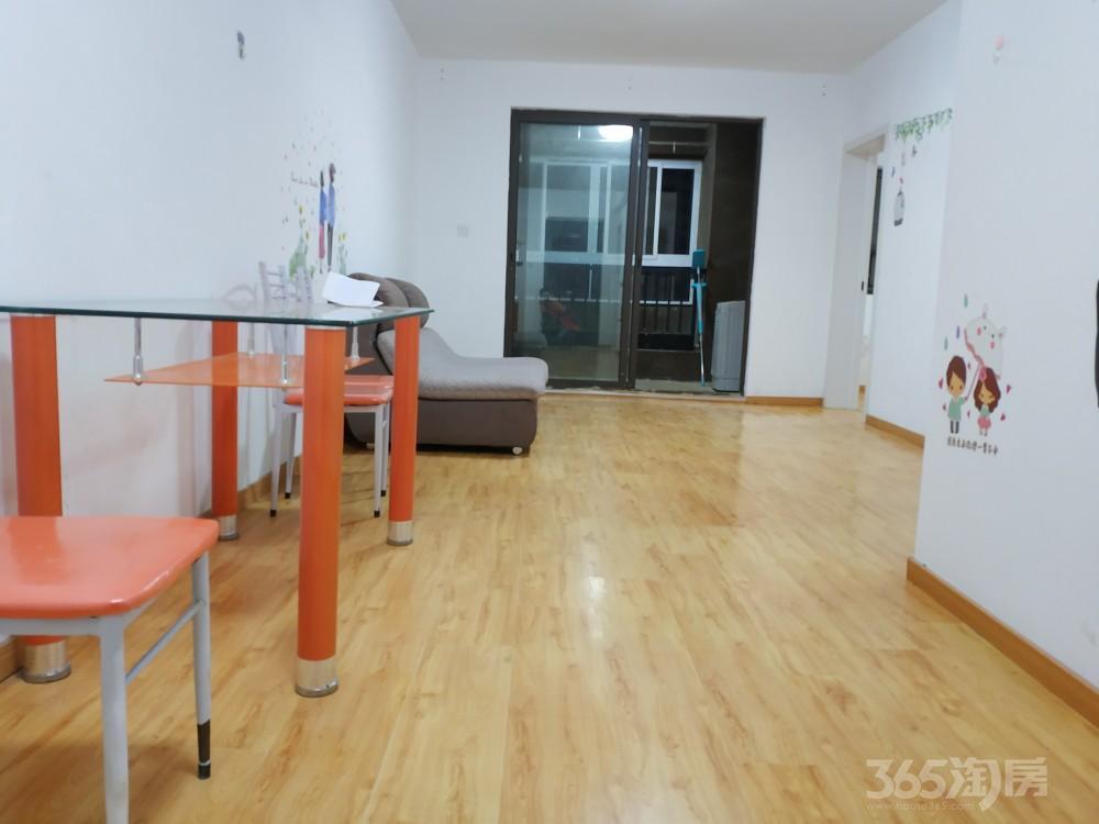 天正理想城2室2厅1卫74平米整租简装