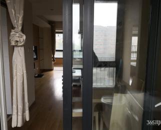 万科金域缇香2室2厅1卫90平方产权房精装