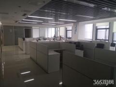 河西万达广场 5A级 精装办公 朝南 正对电梯口 地铁口旁