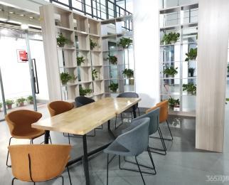 高新区红枫智谷创业园219平办公室招租,可分割有房租