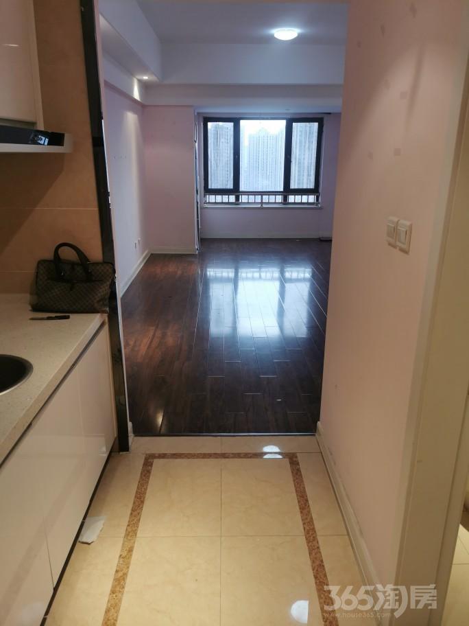 万达公寓1室1厅1卫55平米整租精装