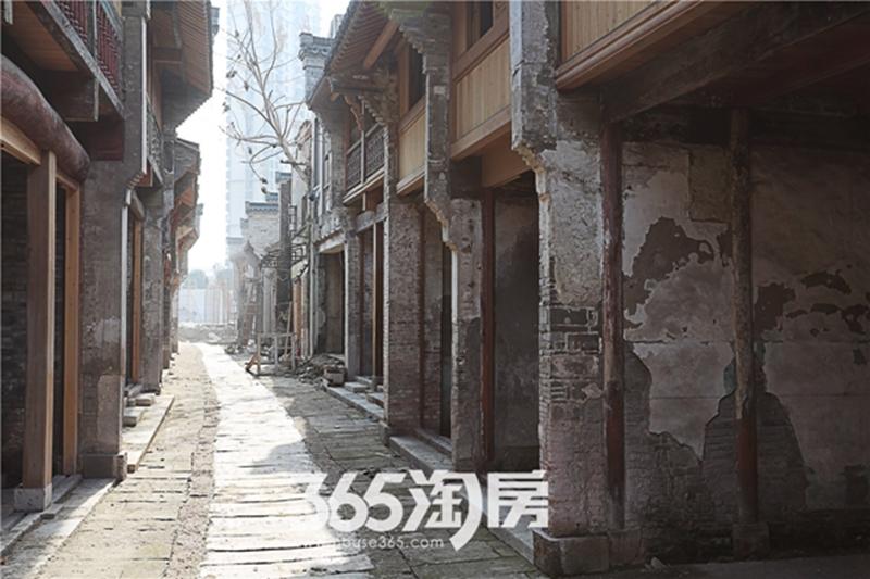 芜湖古城一期项目最新进展(2019.3摄)