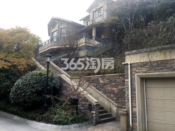 弘阳三万顷小别一期吟香庭75幢别墅实景图(2017.12摄)