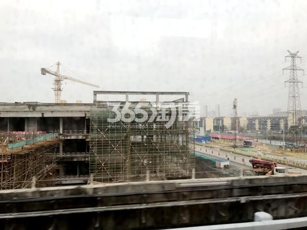 万荟城商业工程实景(2017.12)