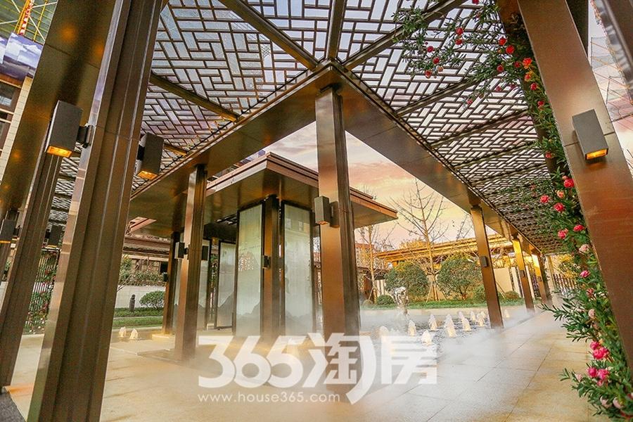 大发融悦东方示范区-建筑(2018.8摄)