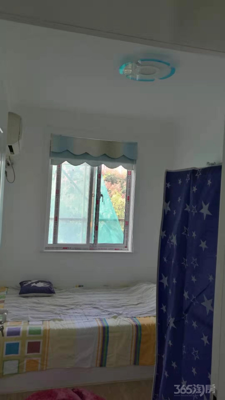 鼓楼区龙江宁工新寓一村2室1厅户型图