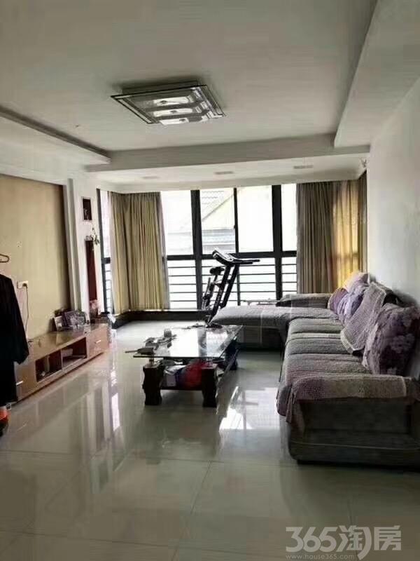 紫荆花园3室2厅1卫101.6㎡2007年产权房精装