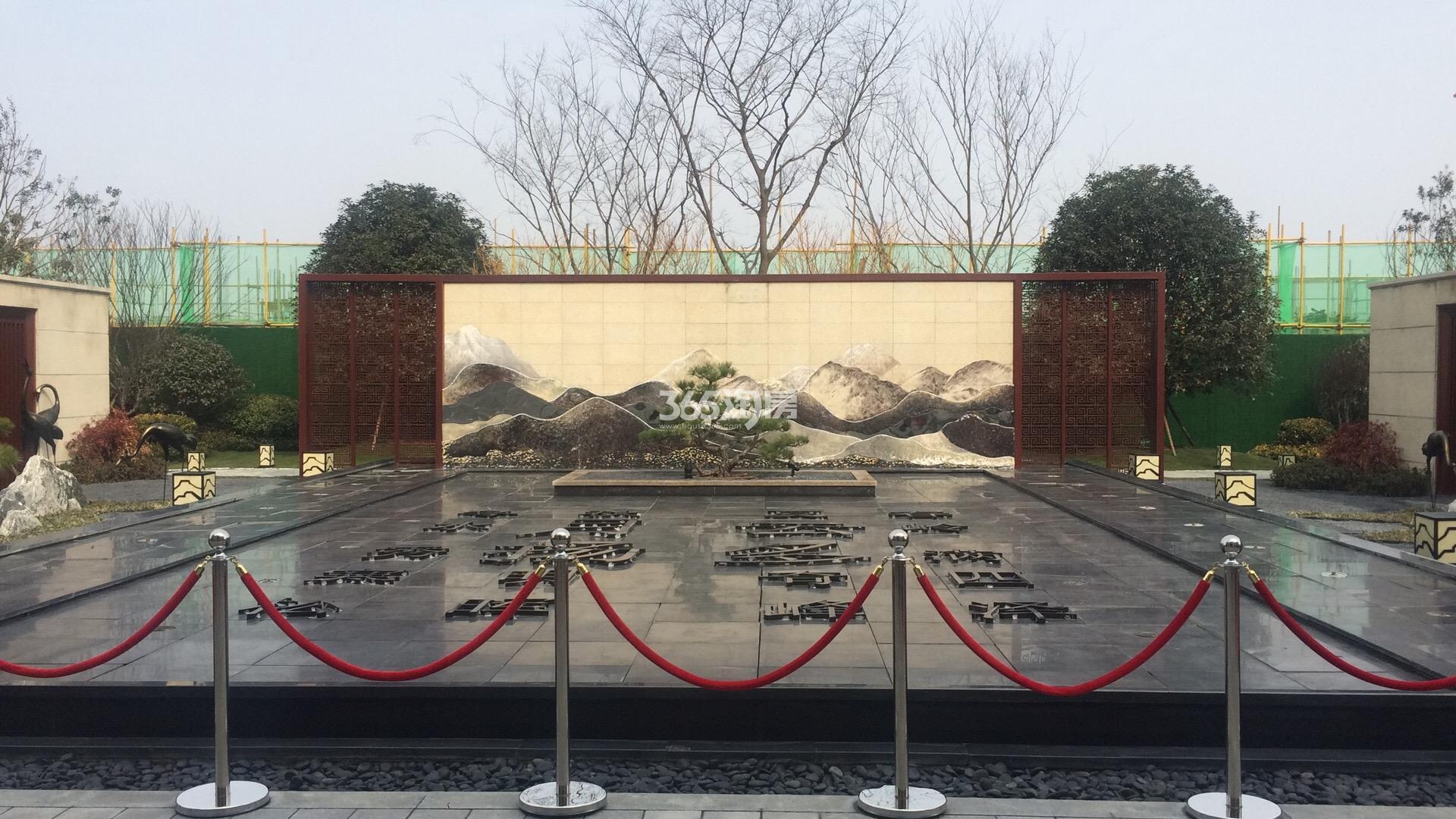 碧桂园中堂实景图