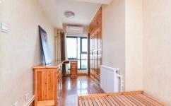 金地国际城复式公寓精装修家电全新