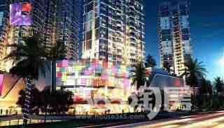 碧桂园珑悦40平米豪华装2018年建