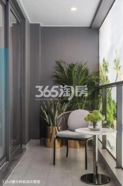 滨江集团中国铁建古翠蓝庭样板图