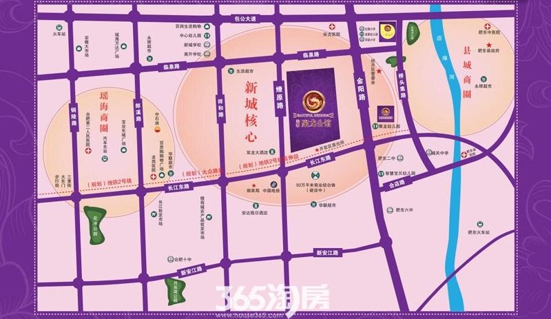 虎头湾聚龙岛地图