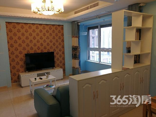 蓝光COCO蜜园3室2厅1卫72㎡整租精装