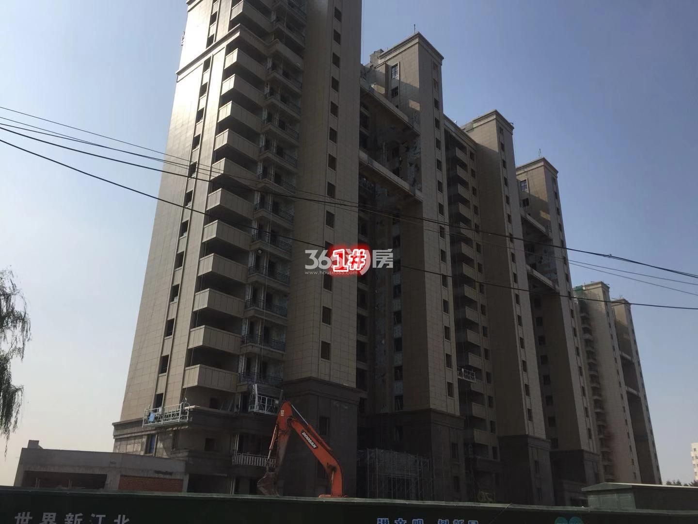 中建国熙公馆实景图