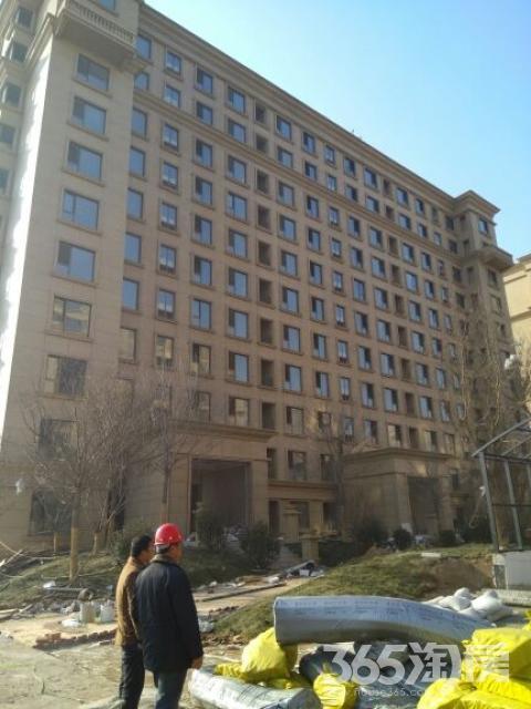 世嘉正园3室2厅2卫140平米1年产权房毛坯