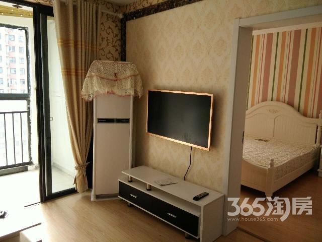 无锡融侨观邸二期2室2厅1卫80㎡整租精装