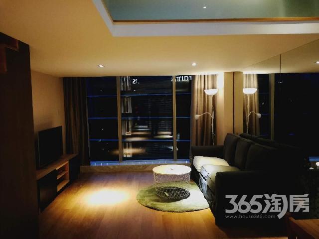 欧美金融城(EFC)2室1厅1卫54㎡整租精装