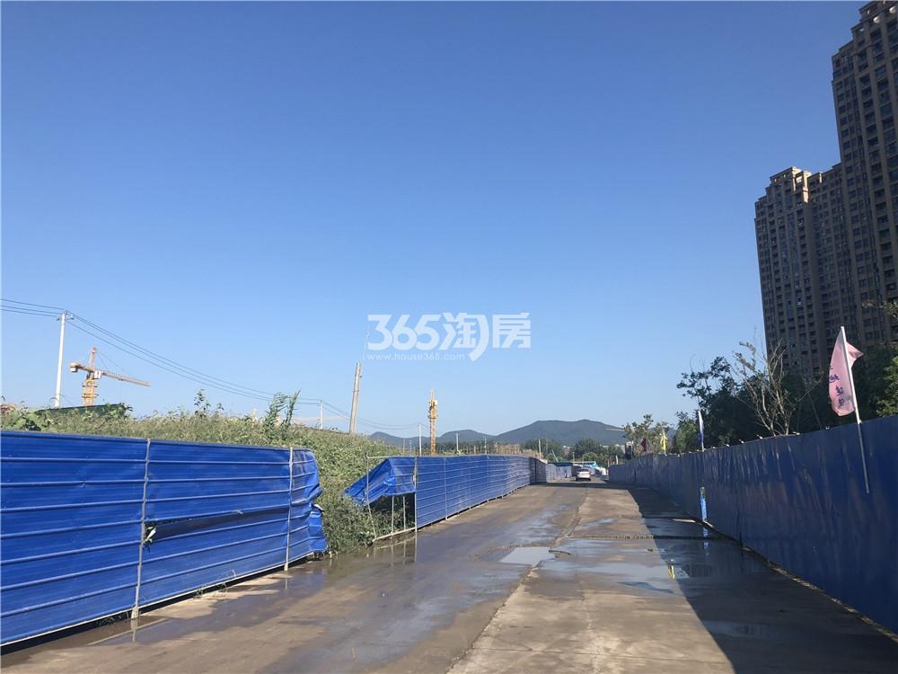 五矿江浦G25地块周边现状实景图(7.16)