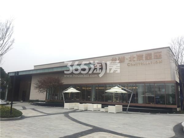 龙湖北宸星座售楼处(1.2)