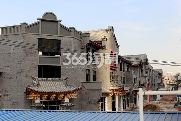兰州老街实景图(2017.11.22)
