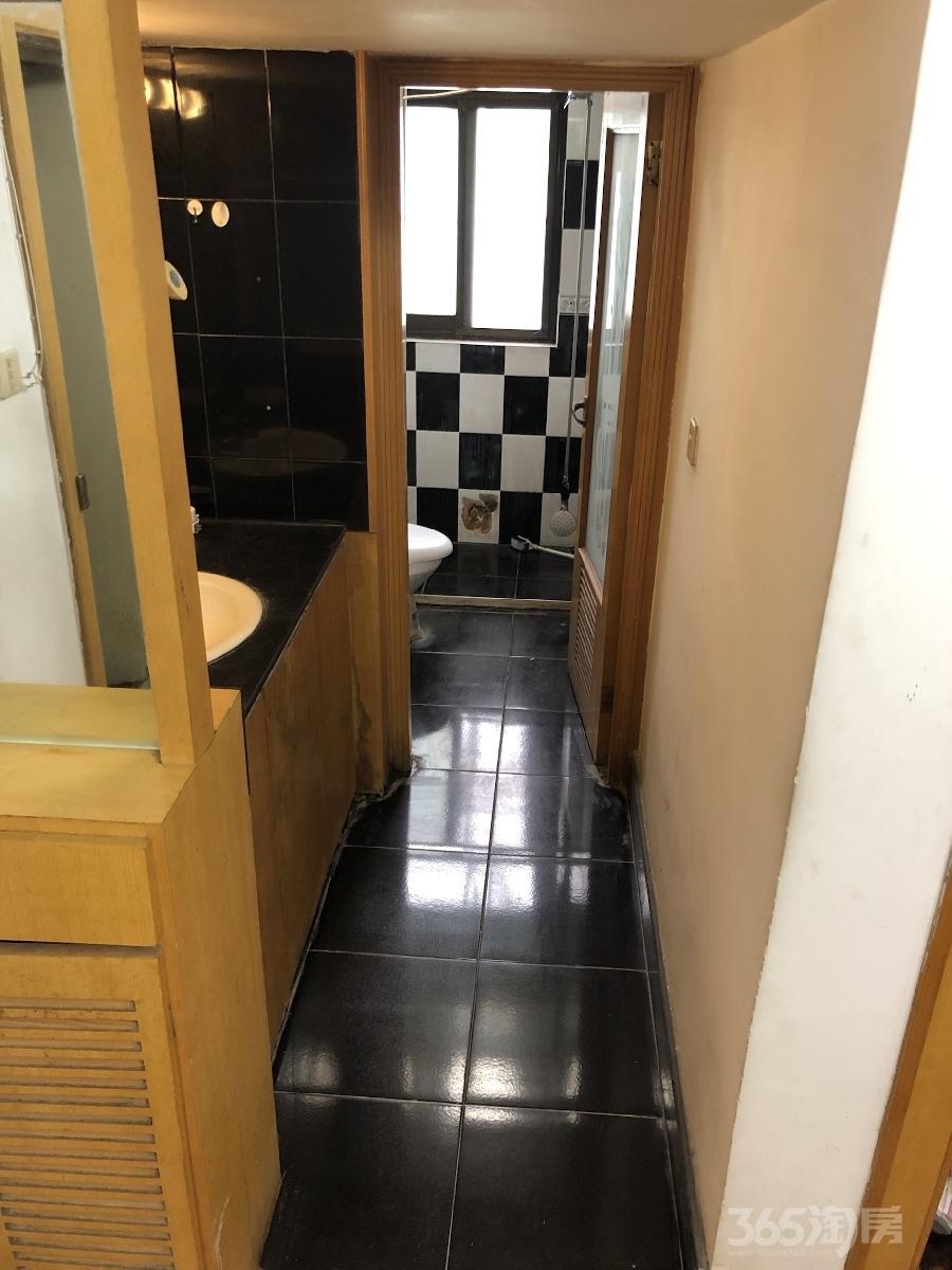 建邺区南湖安泰村2室2厅户型图