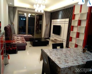 世茂滨江花园2室2厅1卫117平米整租豪华装