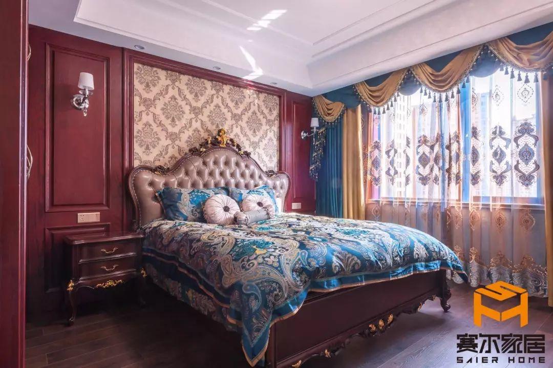 法式卧室|卧室装修案例|卧室设计