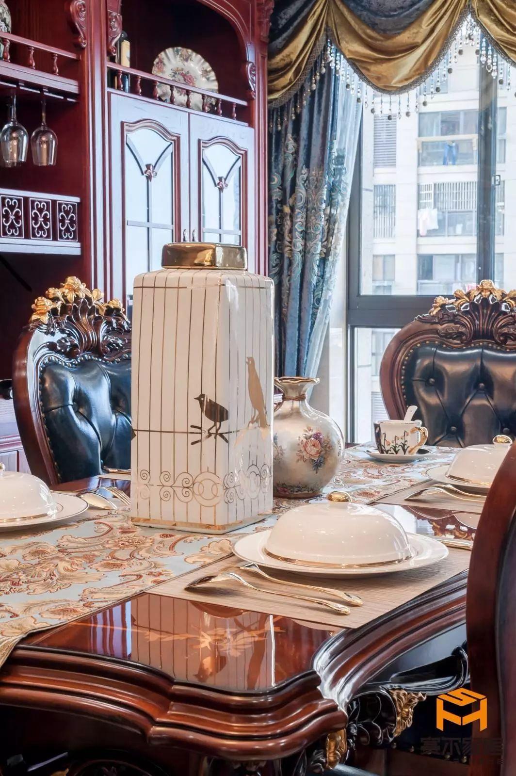 餐厅设计|餐厅装修案例|美式餐厅