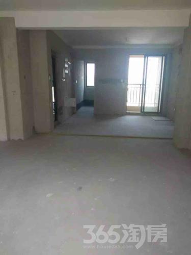新城嘉园3室2厅1卫120平米毛坯产权房2016年建