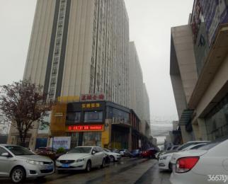 万达广场一期 单价仅1.4万每平方 低于住宅价出售