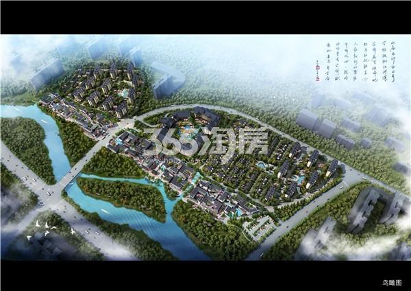 荣盛浦溪水镇