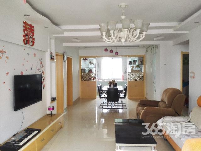 褐山花园3室2厅1卫107�O整租精装