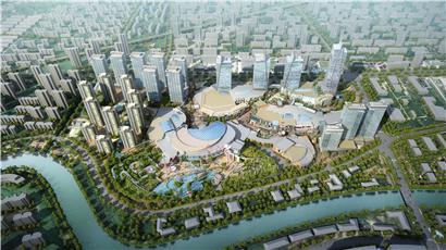 天津东方环球影城