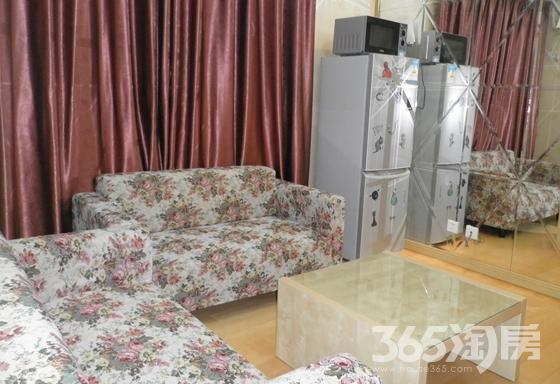 中商万豪中心公寓2室1厅1卫73.5㎡整租精装