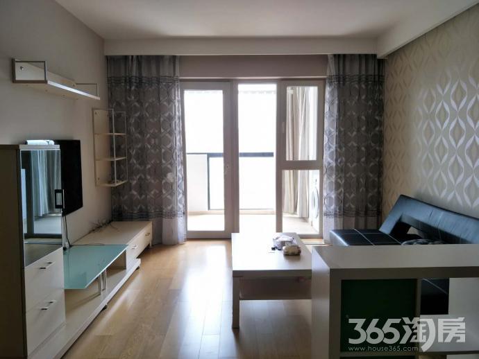 朗诗国际街区(南园)2室2厅1卫86㎡整租精装